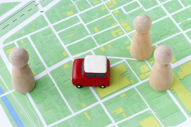 セルフ浮気調査・GPS