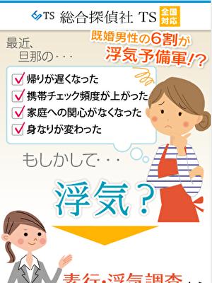 総合探偵社TS サイトトップ300×400